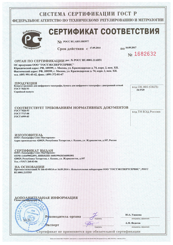 Сертификация бумаги для печати форум аудит цеха исо 14001